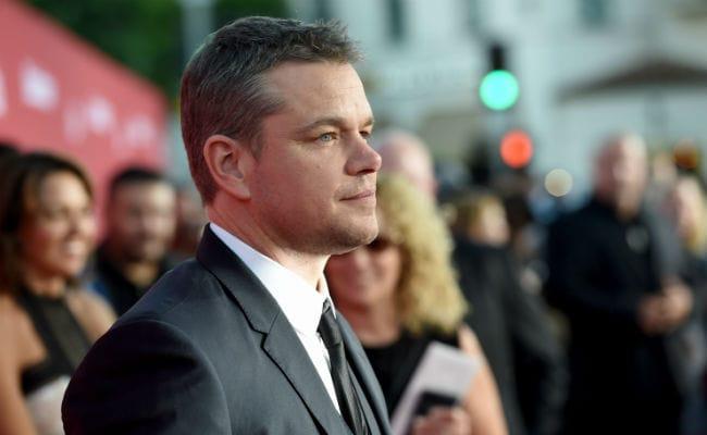 Matt Damon Says He Knew Harvey Weinstein Harassed Gwyneth Paltrow