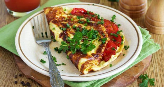 mediterranean omelette recipe