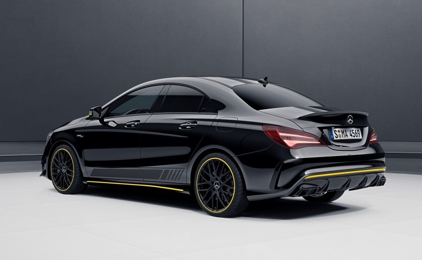 2017 mercedes amg cla 45 and gla 45 india launch date for Mercedes benz c45 amg