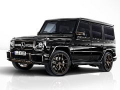 Mercedes-AMG G65 Final Edition Launched Globally