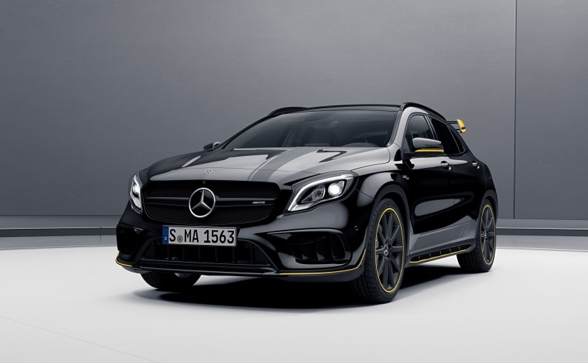 The Mercedes-AMG CLA 45 and GLA 45 are the 6th and 7th AMG products from the carmaker this year