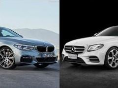 Mercedes-Benz And BMW Show Strong Sales Growth In 2017