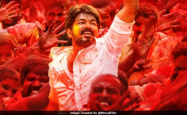 Mersal, Starring GST Row, Earns Rs 150 Crore, But BJP May Have Its Way
