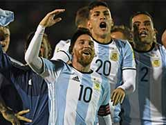 Lionel Messi Hat-Trick Fires Argentina Into World Cup