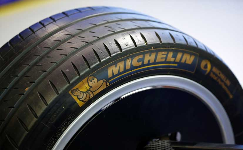 Michelin says this partnership reiterates the company's commitment to recycling and sustainable mobility