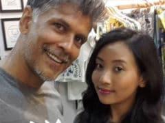 Amazon India Fashion Week: Milind Soman Posts Pic With Girlfriend Ankita