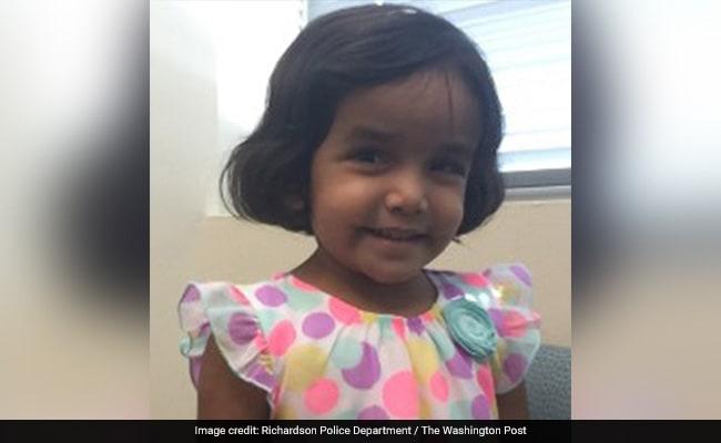3 साल की शेरिन मैथ्यूज का शव अमेरिकी स्वास्थ्य अधिकारियों ने सौंपा, नाले में मिला था शव
