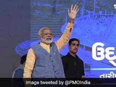 PM Narendra Modi In Gujarat LIVE: Will Inaugurate Projects Worth Crores