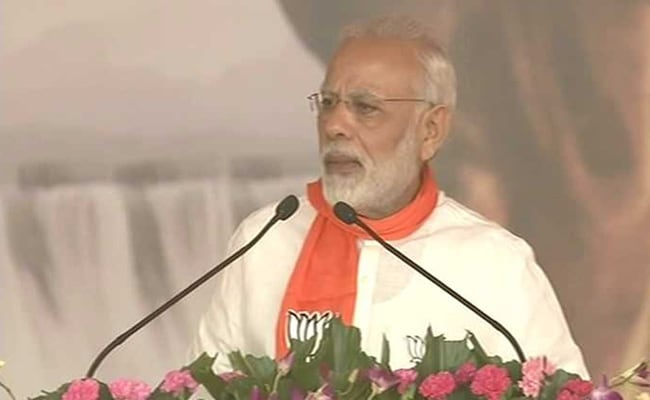 PM In Gujarat Highlights: Amit Shah Is Man Of The Match Of Our Election Victories, Says Narendra Modi