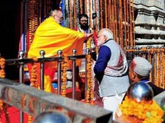 This Is What PM Modi Prayed For At Kedarnath Temple