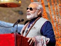 Congress Didn't Let Me Rebuild Kedarnath As Gujarat Chief Minister, Says PM Modi