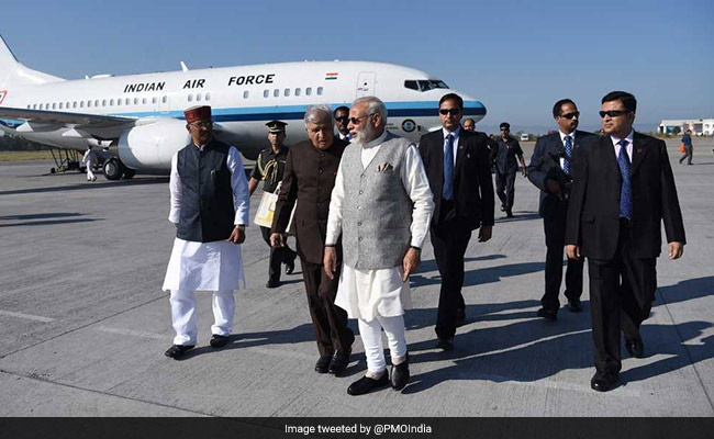 PM Narendra Modi to visit Kedarnath temple today