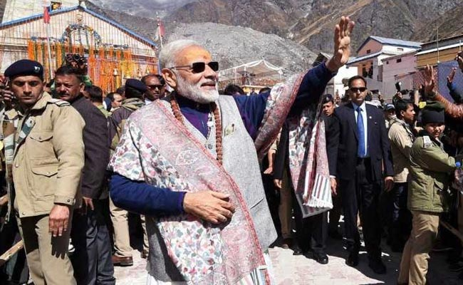 Ahead Of Lok Sabha Election Results, PM Modi To Visit Kedarnath, Badrinath