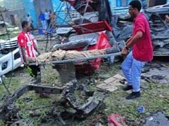 सोमालिया में होटल के बाहर भीषण आत्मघाती हमला, 25 लोगों की मौत