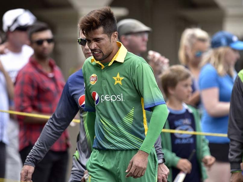 Pakistan vs Sri Lanka: Injured Mohammad Amir Ruled Out Of ODI Series