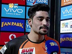 I Don't Let My Father Drive Auto-Rickshaw Anymore: Mohammed Siraj