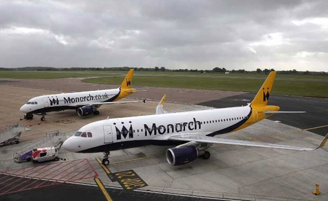 Collapsed Monarch Airlines Faced 100 Million Loss: CEO