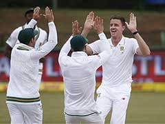 1st Test, Day 4: Injured Morne Morkel Strikes as Rain Halts South Africa Victory Push