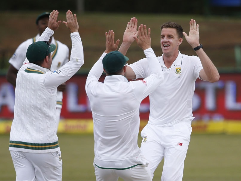 Steyn out of Zimbabwe Test with viral infection