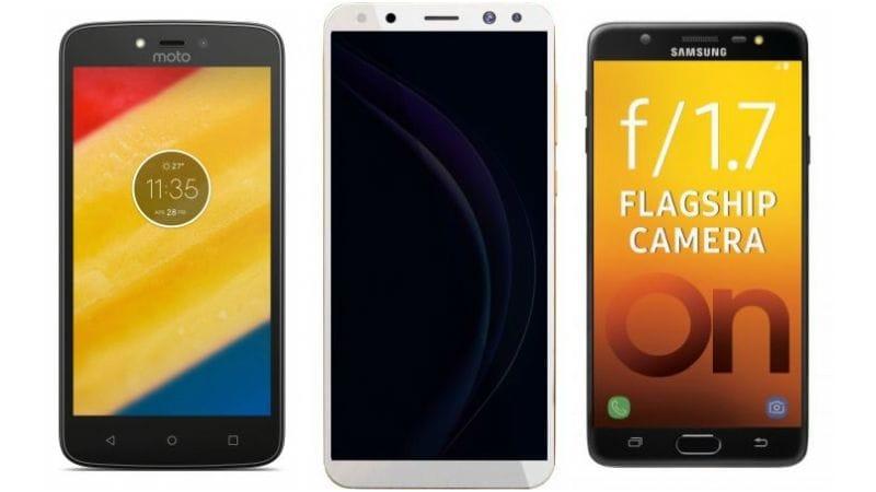 Samsung Galaxy On Max, Honor 9i व Moto C Plus समेत कई स्मार्टफोन पर भारी छूट
