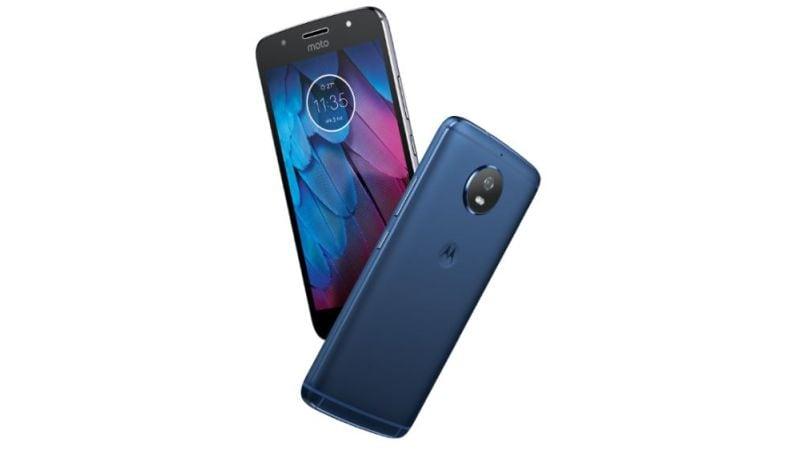 Moto G5S स्मार्टफोन की कीमत में 5000 रुपये की कटौती