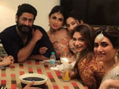 Trending: Rumoured Couple Mouni Roy And Mohit Raina's Pics From A Diwali Party