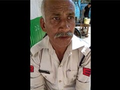 Constable Drinks Poison In Madhya Pradesh, Blames Officer In Video