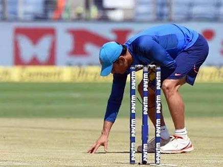 ICC Investigating Pitch Tampering Allegations Against Suspended Pune Pitch Curator Pandurang Salgaoncar