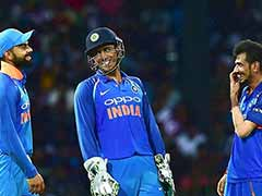 This Is How MS Dhoni Becomes Captain With Virat Kohli Still On The Field