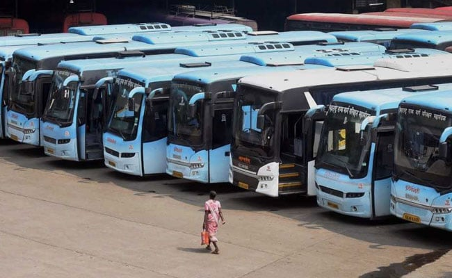 Talks Fail To End Maharashtra Transport Workers' Strike