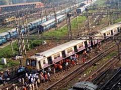 Local Train Derails In Mumbai's Chhatrapati Shivaji Maharaj Terminus Station; None Hurt