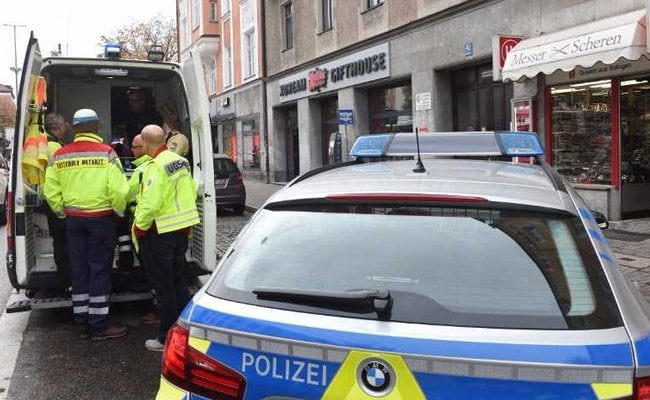 4 Injured In Munich Knife Attack: Police