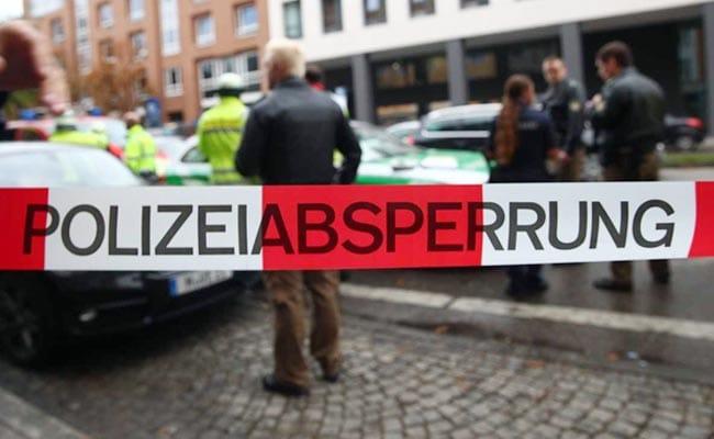 Detained Suspect In Munich Attack Resembles Witness Descriptions