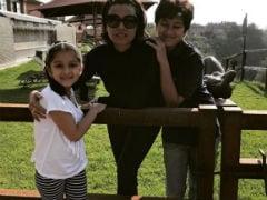 Mahesh Babu's Wife Namrata And Kids Are In Tuscany. But Where's The <i>SPYder</i> Star?
