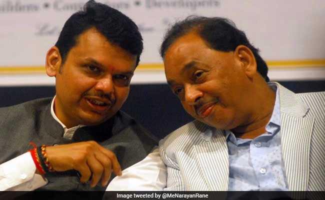Ready to join NDA, Narayan Rane says