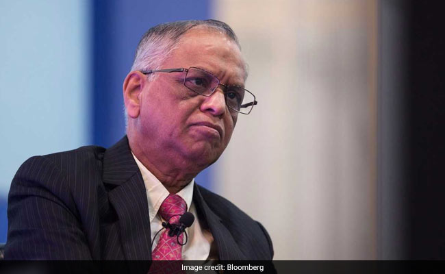 Narayana Murthy Clashes With Infosys Board Again In Midst Of CEO Hunt