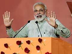 यूपी निकाय चुनाव में बीजेपी की जीत पर बोले पीएम मोदी, 'ये जीत जीएसटी-नोटबंदी के दुष्प्रचार का जवाब'