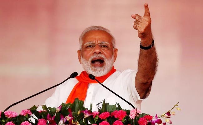 Prime Minister Narendra Modi In Gujarat: BJP Served Gujarat Without Discrimination, Says PM
