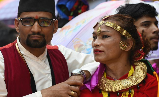 Transgender Couple Finds Acceptance In Rural Nepal