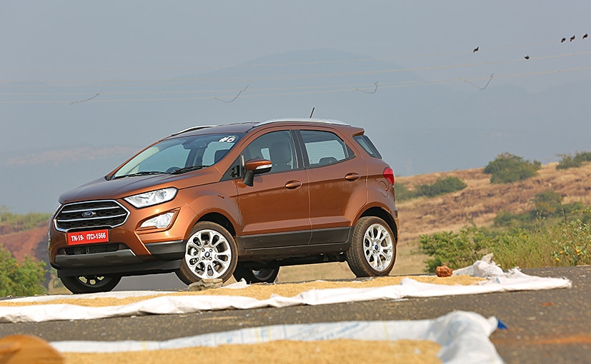 Ford Ecosport Facelift Launch Highlights