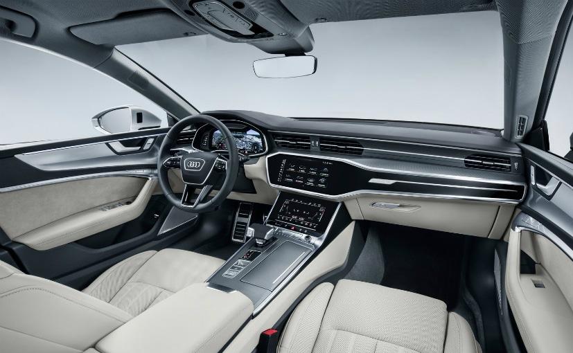 2018 audi a7. simple audi new audi a7 sportback interior inside 2018 8
