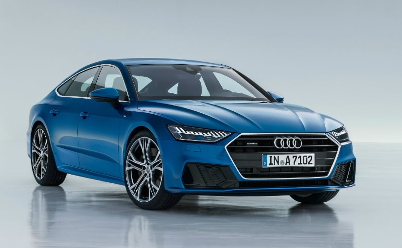 Audi's redesigned A7 flexes more muscle, green
