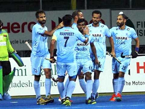 Asia Cup Hockey: India beat Pakistan 3-1 for their third consecutive win in the tournament, finish top in Pool A