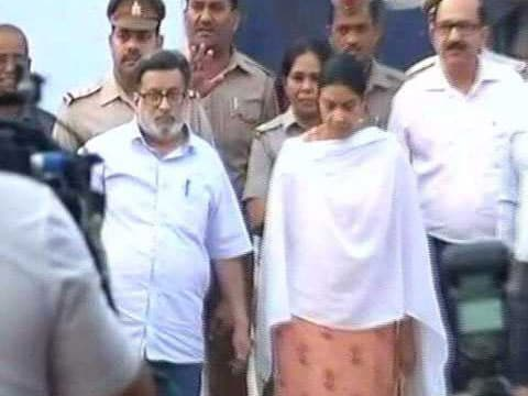 Freed after 4 years, Talwars go to Noida home, not their own. Read here