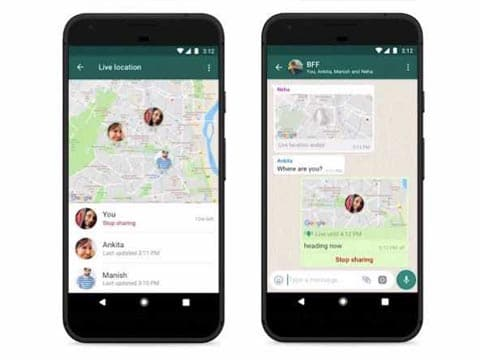 WhatsApp launches live location sharing, explained in 10 points. Read here