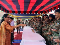 Defence Minister Nirmala Sitharaman Reviews Operational Readiness Of Tezpur Airbase