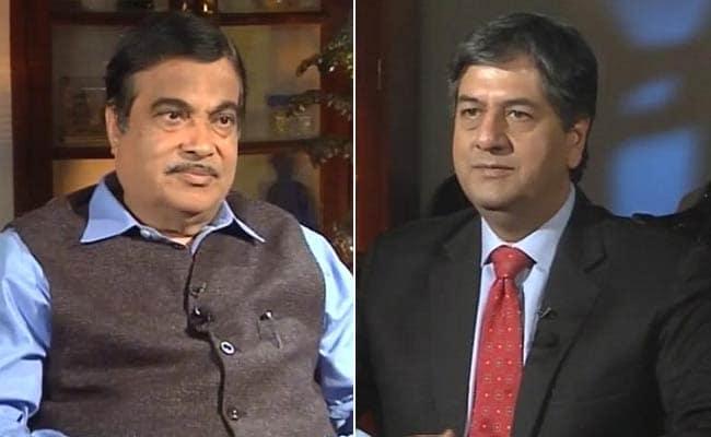 Nitin Gadkari On Government's Road Construction Push: Highlights