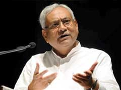 """Won't Give Benefits"": Nitish Kumar's Warning To Farmers Burning Stubble"