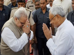 Behind Bihar Governor Letter, Nitish Kumar's Party Sees A Cloak-And-Dagger Game
