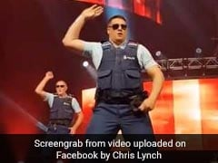 Video: New Zealand Cops Dancing To Bollywood Songs Are Guilty Of Being Too Good